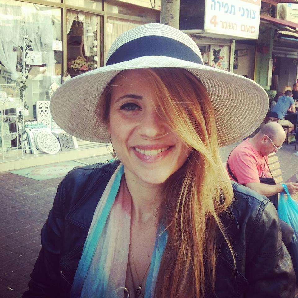 Inna Shpirt, Account Manager - McCann Valley